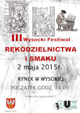 III Festiwal Rękodzielnictwa
